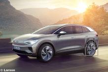 VW I.D. SUV (2017): Vorschau