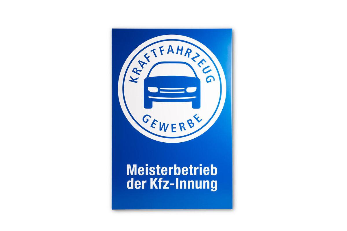 Kraftfahrzeug Gewerbe Logo