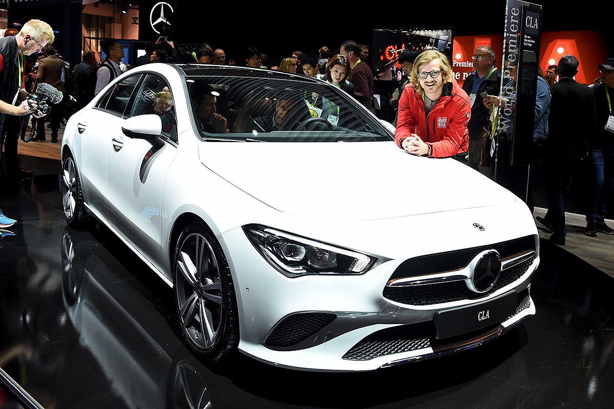 Bildergalerie Mercedes CLA II (2019)