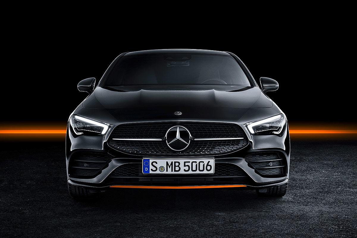 Mercedes CLA II (2019): Bilder & Infos