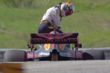 Formel 1: Ricciardo gibt nicht auf