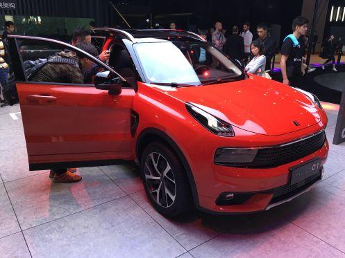 Das ist der chinesische Volvo-S40-Bruder