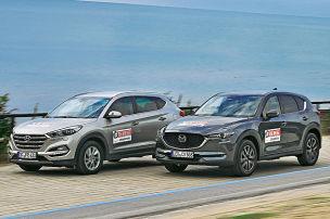 Mazda probiert's mit Sportlichkeit