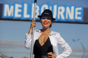 Formel 1: Top 100 Grid Girls