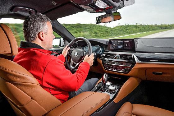 Bmw 5er Touring G31 2017 Preis Marktstart Kofferraum Autobildde