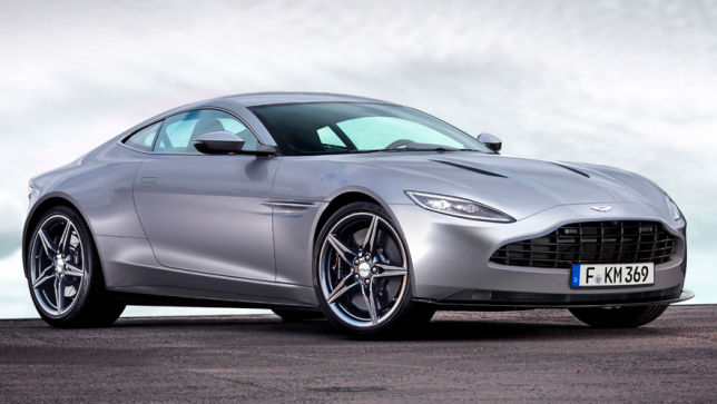 video: aston martin vantage v8 (2017) - autobild.de