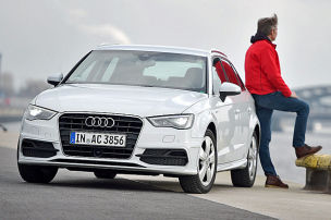 Audi A3 Sportback g-tron: Dauertest