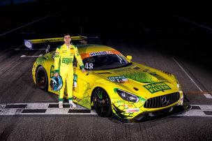 Fabian Vettel im ADAC GT Masters