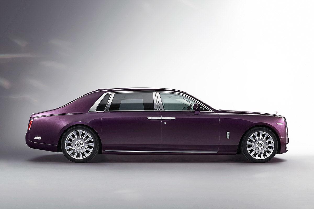 Luxuslimousinen-Neuheiten bis 2020