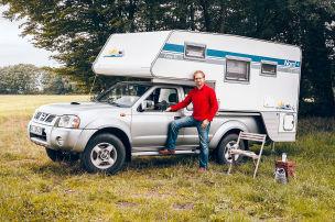 Nissan Navara II + Nordstar Camp 8L: Gebrauchtwagen-Test