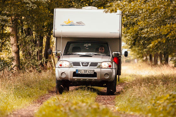 Nissan Navara II Nordstar Camp 8L