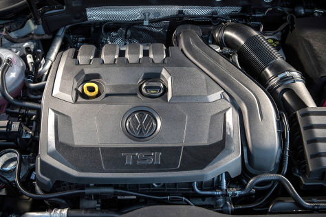 VW 1.5 TSI Evo Blue Motion (2017)