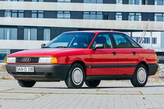 Audi, Fiat, Opel: Vergessene Youngtimer