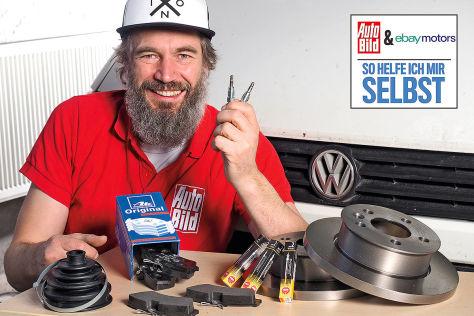 eBay Motors präsentiert: So helfe ich mir selbst