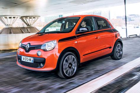 Rasender Franzose Renault Twingo Gt Im Test Autobild De