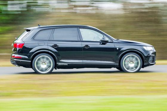 MTM Audi SQ7