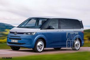 VW T7: 2021 kommt der nächste Bus