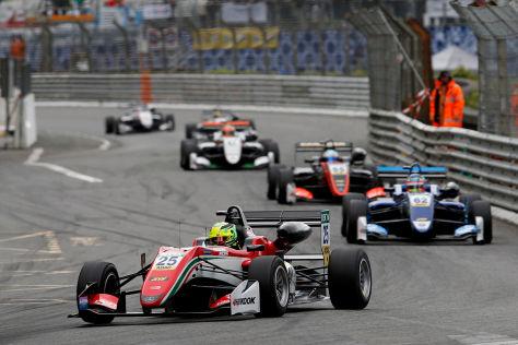 Formel 3: Klein-Schumi holt Punkte