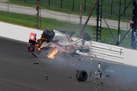 Indy 500: Alonso im Pole-Shootout