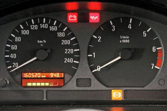 Defektes ABS mit Gebrauchtteil reparieren