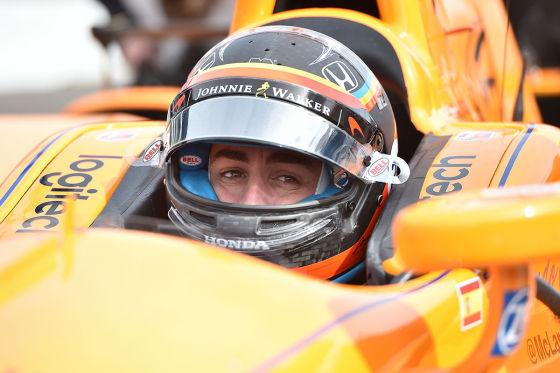 Alonso trotz Motorproblem Fünfter!