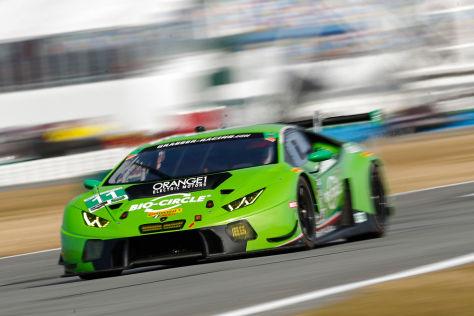 ADAC GT Masters: Lamborghini siegt