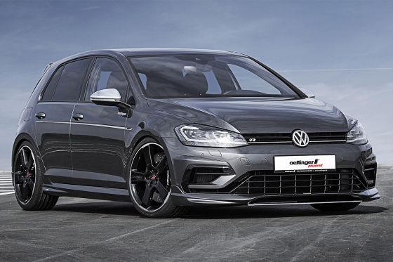 Fette VW am Wörthersee