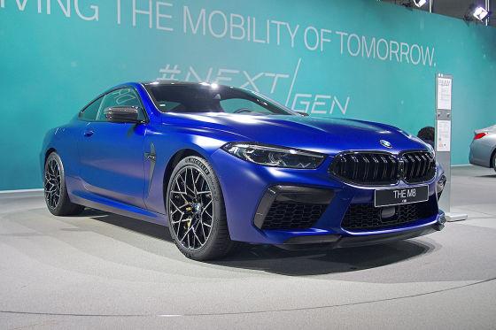 Alle Infos zum BMW M8
