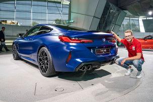 Wie viel Sport und Luxus stecken im M8?