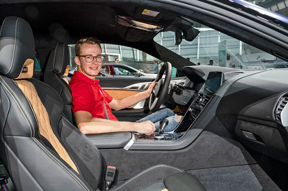 BMW M8 auch als Competition