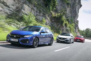 Honda Civic: Kaufberatung