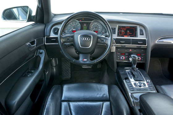 Audi S6 Avant (C6)