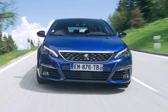 Peugeot 308 Facelift schont den Geldbeutel dank Spardiesel