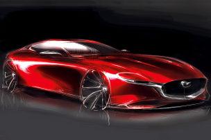 Designen Sie einen Mazda