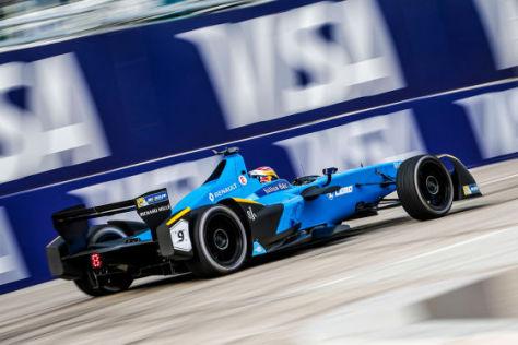 Formel E: Renault E.Dams