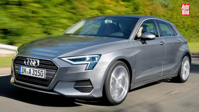 Video Insider Neuer Audi A3 2019 Autobild De