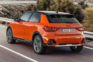 Audi macht den A1 zum Crossover