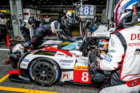 Le Mans Vorschau Michelin