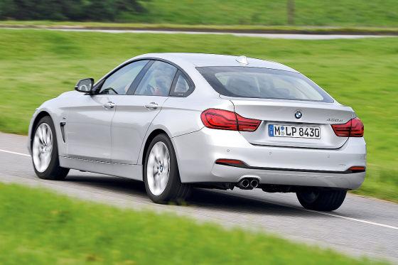 BMW 430d Gran Coupé