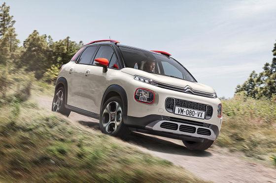 Citroën legt den C3 hoch
