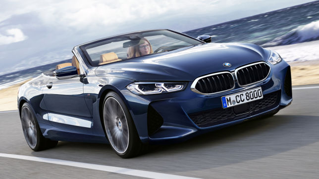 Video Bmw 8er Cabrio 2018 Autobild De