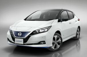Nissan Leaf Zero e+ (2019)