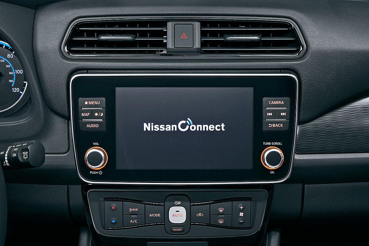 Nissan Leaf (2018): Vorstellung