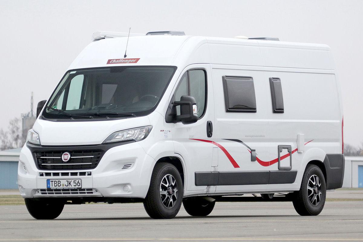 Drei günstige Kastenwagen im Wohnmobil-Test - Bilder - autobild.de