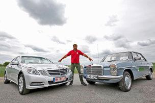 Für 12.000 Euro: alt oder neu?