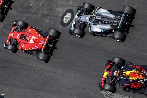 Formel 1: Autos 2017