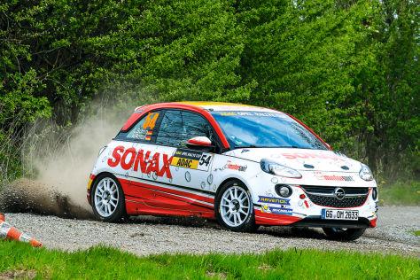 Video: ADAC Opel Rallye-Cup