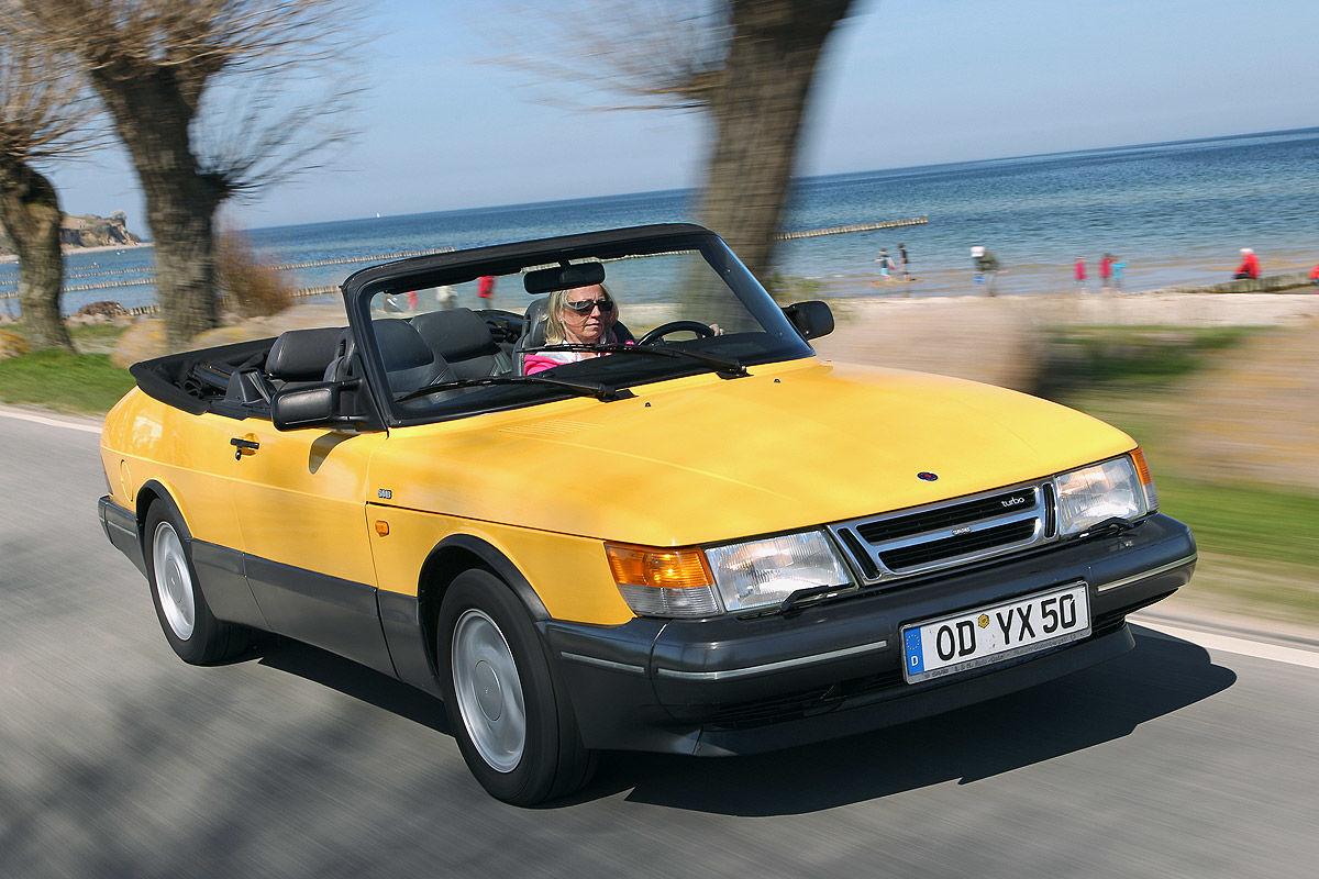 Viersitzige Cabrio