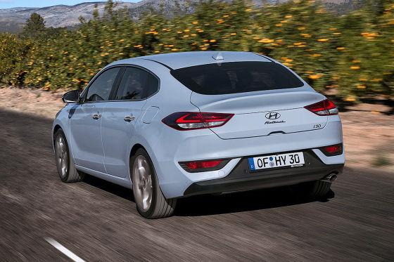 hyundai i30 fastback (2017): test, motor, preis, n-line - autobild.de