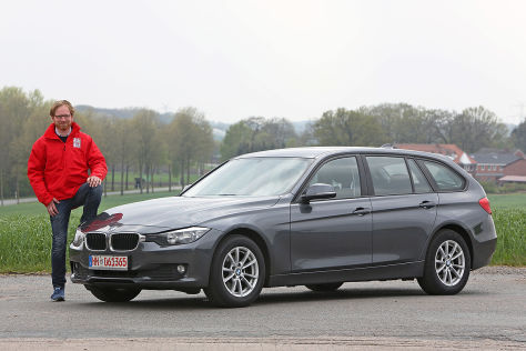 Bmw 3er Mit Euro 5 Diesel Gebrauchtwagen Test Autobildde
